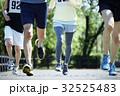マラソン大会 32525483