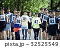 マラソン大会 32525549