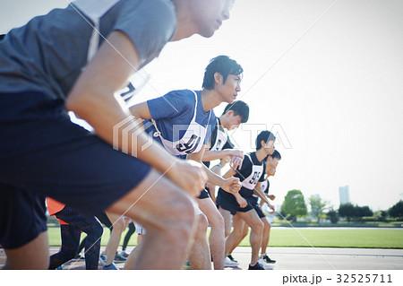 マラソン大会 32525711