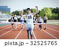 マラソン大会 ゴール 32525765