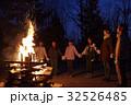 林間学校 キャンプファイヤー 32526485