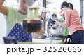 林間学校 料理する小学生 32526666