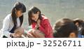 林間学校 遊んでいる小学生 32526711
