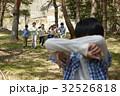 林間学校 遊んでいる小学生 32526818