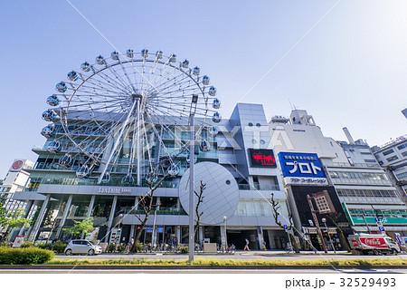 名古屋市・栄・都市風景 錦通 サンシャインサカエ 32529493