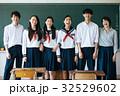 人物 高校生 生徒の写真 32529602