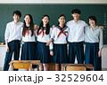 人物 高校生 生徒の写真 32529604