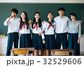人物 高校生 生徒の写真 32529606