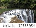 瀑布 滝 河川の写真 32535954