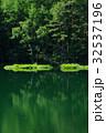 夏の御射鹿池 32537196