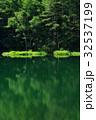 夏の御射鹿池 32537199