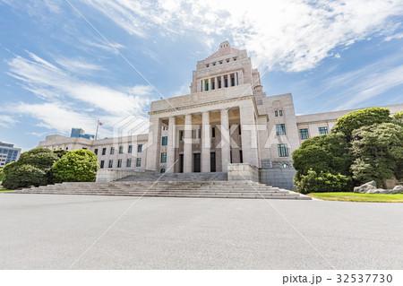国会議事堂10 32537730