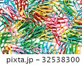 Color (Red, green, yellow, pink, blue) paper clip 32538300