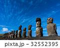 イースター島 モアイ 彫像の写真 32552395