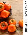 柿・籠盛りタテ01 32556085