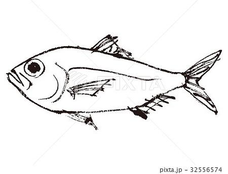 金目鯛 きんめだい 水彩画 水墨画 32556574