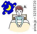 不眠症 睡眠不足 32556720