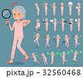 flat type patient grandmother_2 32560468