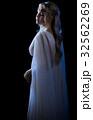Elven girl isolated 32562269