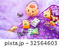 ハロウィン、ハロウィーン、おやつ、キャンディ 32564603