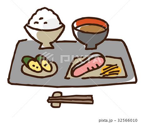 朝食のイメージイラスト 32566010