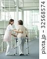 介護 リハビリ 病院 介護士  医療イメージ 32568574