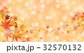 紅葉 もみじ 秋のイラスト 32570132