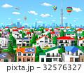 町 住宅街 東京 32576327