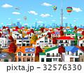 秋の町 住宅街 東京 32576330