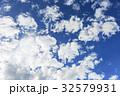 青空と雲 32579931