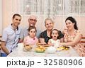 家族 人々 人物の写真 32580906