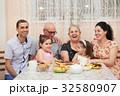 家族 人々 人物の写真 32580907