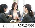 女性 人物 ビジネスウーマンの写真 32582599