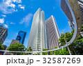 【東京都】都市風景 32587269