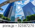 新宿 ビル群 高層ビル群の写真 32587270