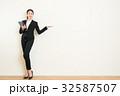 キャリアウーマン ビジネスウーマン 女性実業家の写真 32587507