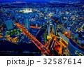 【神奈川県】横浜の夜景 32587614