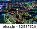 【神奈川県】横浜の夜景 32587620