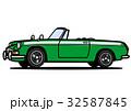 ベクター 車 自動車のイラスト 32587845