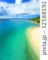 沖縄 瀬底島 瀬底ビーチの写真 32588592