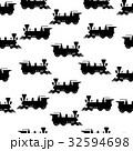 エスエル 蒸気機関車 ベクトルのイラスト 32594698