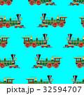 エスエル 蒸気機関車 ベクトルのイラスト 32594707