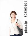 ビジネスウーマン 営業 OLの写真 32595494