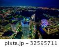横浜 みなとみらい 夜景の写真 32595711