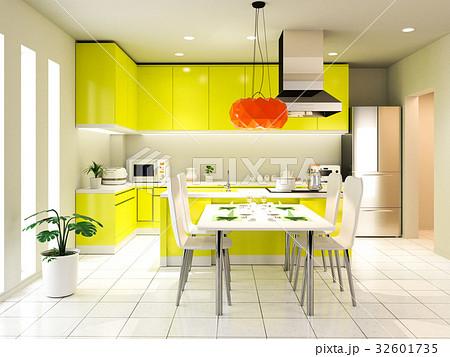 昼のキッチン 32601735
