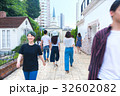 通行人 ブレ 歩行者の写真 32602082