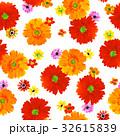 花 花柄 植物のイラスト 32615839