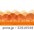 森 森林 秋のイラスト 32616548