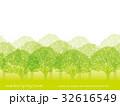 森 森林 春のイラスト 32616549