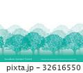 森 森林 夏のイラスト 32616550